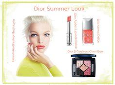 Dior Summer 2013 look