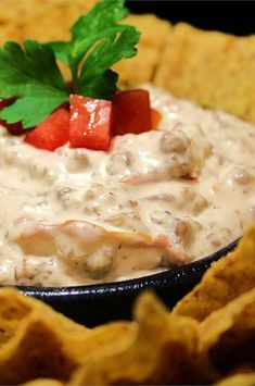 "Fabulous Football Dip | ""I have been making this dip for a while and it is always a hit."" #footballrecipes #gamedayrecipes #tailgatingrecipes #superbowlrecipes #superbowlparty #superbowlpartyideas Dip Recipes, Quick Recipes, Tailgating Recipes, Football Food, Game Day Food, Finger Foods, Allrecipes, Dips, Cooking"