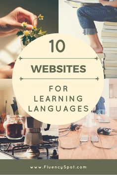 Here are the most popular websites where you can start learning a new language today and it's free!