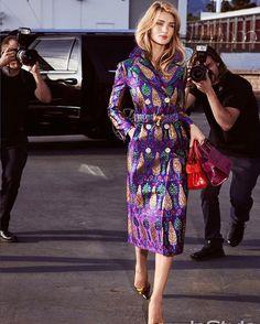 "4,384 aprecieri, 18 comentarii - Couture Business (@couturebusiness) pe Instagram: ""@rosiehw InStyle 2017 #fashion #fashionbook #fashionlover #fashiongown #hobby #inspiration #chanel…"""