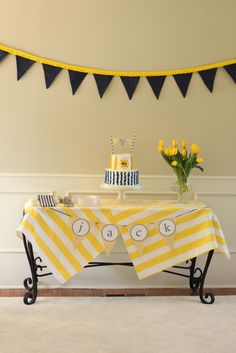 You Are My Sunshine {Baby Shower}