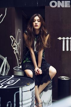"Nana - ""One"" BNT World Magazine - After School"