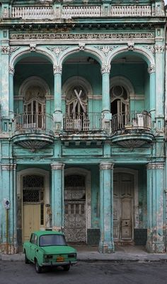 Cuba, on the list of places to go. Great colour and such confidence