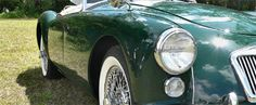 Are You a Fan of Classic Cars?