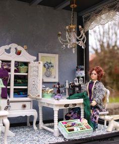 Mit mini om miniature dukkehus skala 1:12