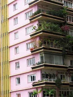 Parque das Hortências Building, by Artacho Jurado, Sao Paulo, Brazil.