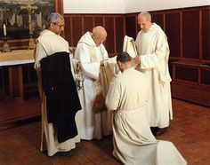 Investiture of Carthusian