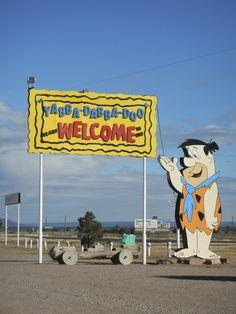 Bedrock City http://www.theconstantrambler.com/flintstones-bedrock-city-az-review/