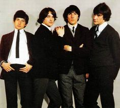 ~The Kinks~ First concert I ever saw! Raymond Douglas Davies was/is an excellent showman!