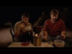 Doomsday Preppers - Doomsday Prepper Tips: Can Stove