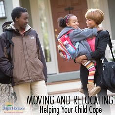 Moving and Relocating With Kids: Tips for Helping Children Cope