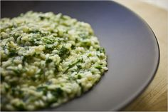 NYT Cooking: Fresh Herb Risotto