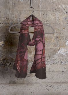 Foulard En Soie Cachemire - Collection Rock Par Vida Vida BVelzeV6wY
