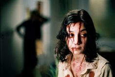 Let the Right One In Getting TV Adaptation  TNT has ordered a pilot based on the vampire novel Let the Right One In. Teen Wolf creator Jeff Davis is leading development and penning the script.  As Variety reports the 2004 book written by John Ajvide Lindqvist follows a young bullied student who befriends a seemingly equal-aged female vampire. As their bond strengthens the vampire confides in the boy about her connection to a series of murders.  A look at the 2008 Swedish film adaptation…