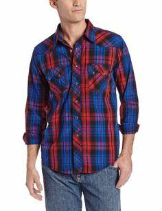 c1e6aecf360 Wrangler Men s Western Jean Shirt