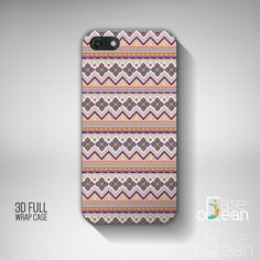 Aztec tribal pattern for iPhone 6 case, iPhone 6 Plus case, iPhone 5, 5s, 4, 4s, case cover, Samsung Galaxy S5, S4, S3, Galaxy Mini case by CaseOcean on Etsy