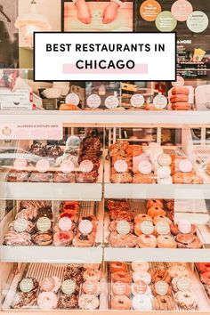 Best Restaurants In Chicago You Have To Eat At by A Taste Of Koko. Take some time in 2019 to explore Chicago's best dining opportunities! Chicago Vacation, Chicago Travel, Travel Usa, Chicago Trip, Visit Chicago, Brunch Chicago, Chicago Lake, Chicago Shopping, Chicago Skyline
