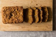 Pumpkin Christmas Bread, a recipe on Food52