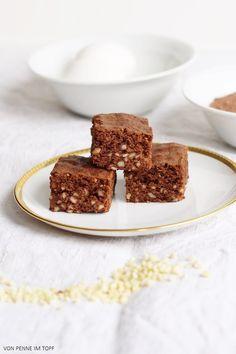 Kakao - Mandel - Brownies