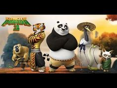 KungFu Panda ComingSoon to Kung Fu Panda 3, Youtube Movies, English Movies, Movie Releases, Movie Trailers, Dreamworks, Bowser, Mickey Mouse, Disney Characters