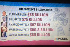 Самый богатый человек в Мире!!! :) The richest man in the World!!! :) 💰💵👨 Video: vk.com/marmik https://vk.com/video4371618_456239086 https://youtu.be/2fJy_x9cqMM