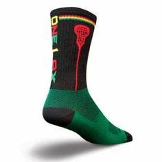 Cool Lacrosse socks. Yes