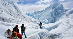 Ice trekking on Perito Moreno Glacier, Argentina Patagonia Travel, In Patagonia, Tourist Places, South America Travel, Adventure Travel, Travel Photos, Places To Visit, Tours, Vacation