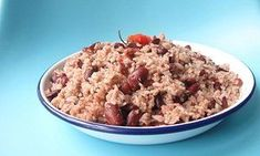 Beans here now … Feicity Cloake's perfect rice and peas.