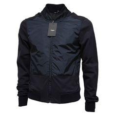 7044L giubbotto uomo blu ERMENEGILDO ZEGNA linea ZZEGNA jacket