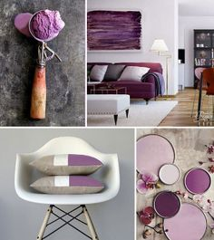 Pantone 2014 Colour of the Year: Radiant Orchid http://www.rosesandlace.co.uk/pantone-colour-of-the-year-2014-radiant-orchid/