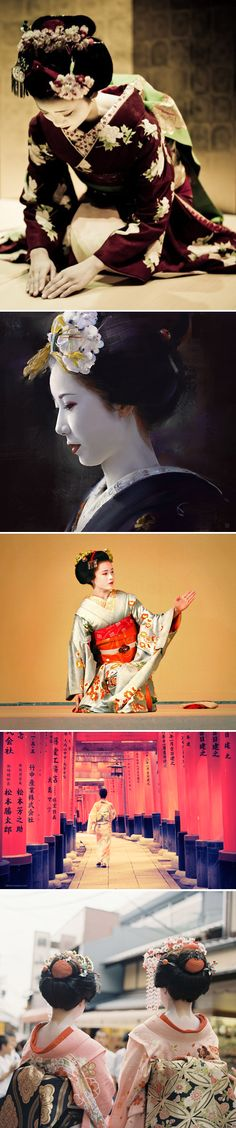 lovely Geishas