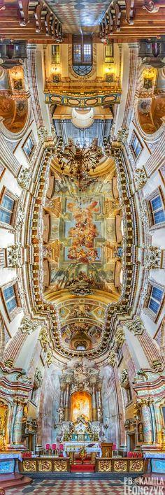 Church of the Transfiguration – Krakow, Poland / Richard Silver