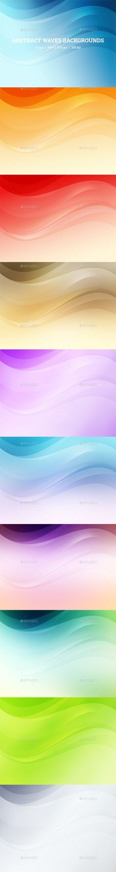 Buy Abstract Waves Backgrounds by ghssalem on GraphicRiver. This pack includes 10 Abstract Waves Backgrounds. Creative Typography Design, Waves Background, Abstract Waves, Background Images Wallpapers, Soft Waves, Abstract Backgrounds, Diy Fashion, Graphic Design, Flow