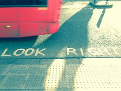 #lookright#london#bus#hydepark