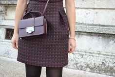 #jimmychoo #winter #outfit #dress #marsala #tommyhilfigher #gucci