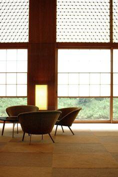 yoshiro taniguchi / hôtel okura, tokyo