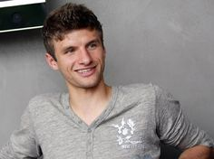 I have such an unhealthy crush on Thomas Müller.