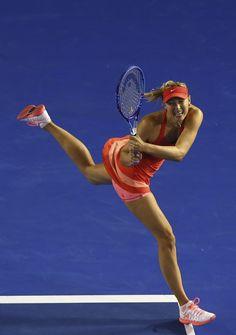Maria Sharapova Photos - Australian Open: Day 2 - Zimbio