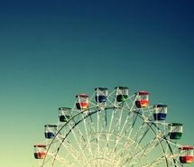 Inspiring picture carnival, childhood, colour, deviantart, fairground, ferris wheel. Resolution: 500x374. Find the picture to your taste!