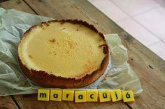 Fazmumblog.come: Tarte Cheesecake de Maracujá