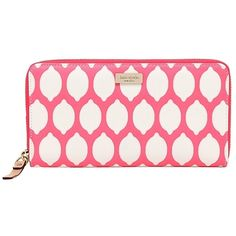 1ae9287cfd95 Pre-owned Pink Kate Spade New York Neda Wallet ($129) ❤ liked on