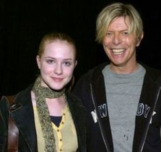 """""""I fell in love instantly."""" http://www.nylon.com/articles/evan-rachel-wood-david-bowie-eulogy"""