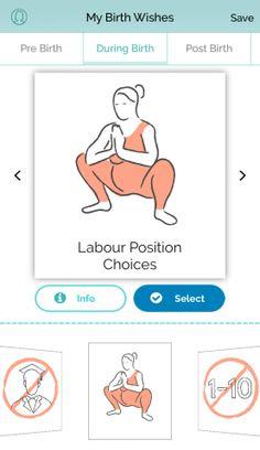My Birth Wishes ... Birth Plan Building App