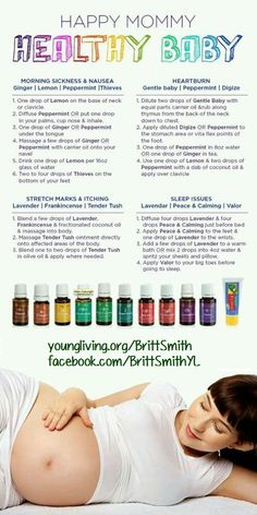 Pregnant? needing a natural relief for heart burn, morning sickness, stretch marks or sleep issues?? try Young Living Essential Oils!