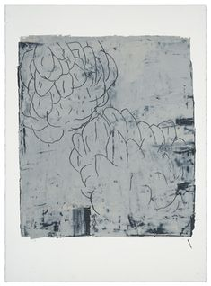 Jake Berthot Untitled-JB13836, 2012, oil on enamel, 30 x 22 inches