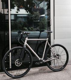Bmx, Flat Bar Road Bike, Bici Retro, Bici Fixed, Titanium Road Bike, Urban Bike, Fixed Gear Bike, Commuter Bike, Bike Style