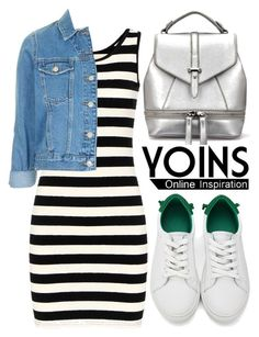 """""""Yoins"""" by oshint ❤ liked on Polyvore featuring Topshop, yoins, yoinscollection and loveyoins"""