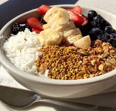 19 Things Californians Miss When They're Out of State - Acai Bowls.