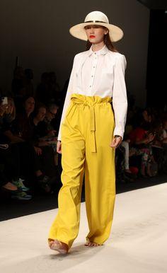 Maison Rabih Kayrouz collection prêt à porter printemps été 2013 | LUXSURE - Fashion Magazine