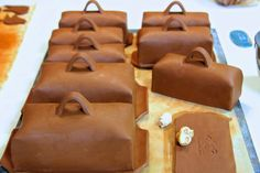 ** Back Bay Pottery: Making A Covered Butter Dish...